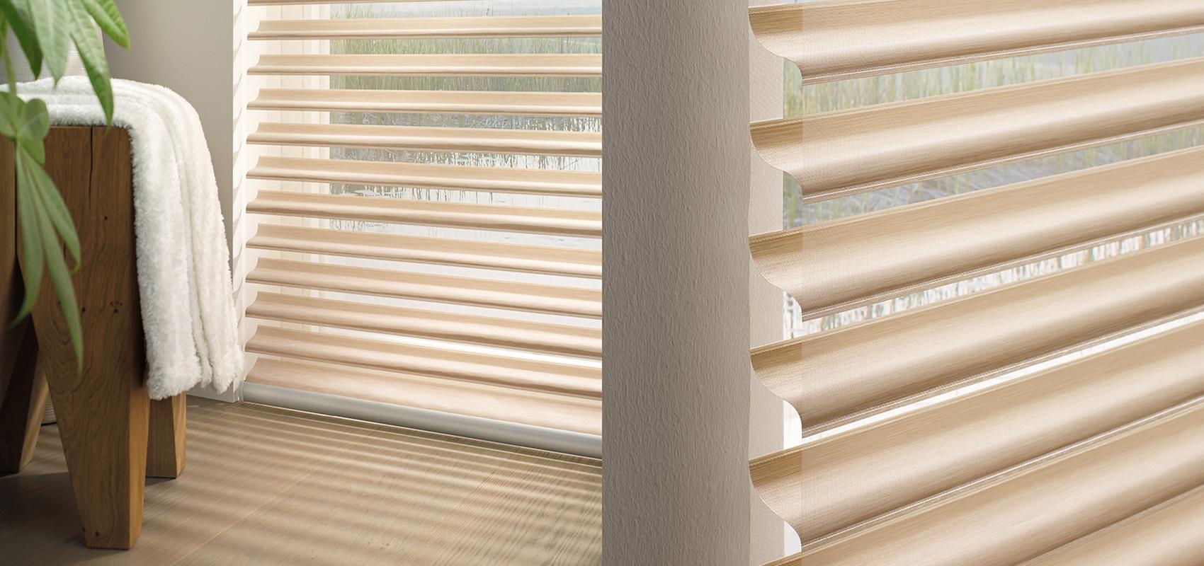 Sonnenschutz und Blendschutz für Fenster und Gebäude